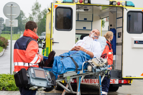 Critical Care Transport: Patient, Team, Agency